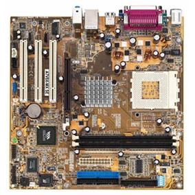 Placa Mãe Asus A7v8x-mx Socket 462 Semprom Athlon