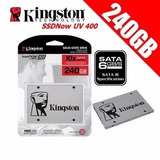 Ssd 240gb Hd Kingston 240 Giga Sa400 Sata 3 6gb/s 550mb/s