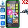 Film Vidrio Templado Nokia 640 640xl 635 1520 1020 (pack X2)