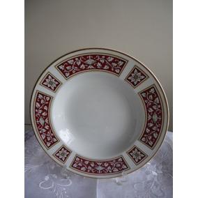 Prato Em Porcelana Inglesa