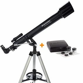 Telescopio Celestron Powerseeker 60az + Kit Powerseeker