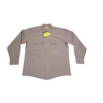 Camisa De Trabajo Pampero Talles 50 - 52 Beige - Chaco