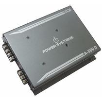 Modulo Amplificador Digital, Power Systems A500 D 2 Canais