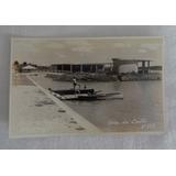 Cartão Postal Barco Casa Da Lente Belo Horizonte N°189
