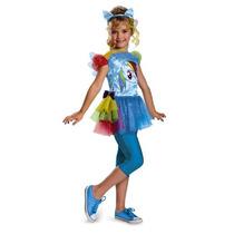 Disfraz De Hasbro My Little Pony Rainbow Dash Clásico Traje