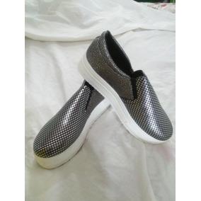 Zapatos Casual De Moda Para Dama Talla 40
