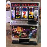 Caça Niquel Slot Machine Cofre Moedas Jackpot Las Vegas