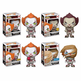 Lote 4 Funko Pop Pennywise Chase, Hot Topic, Walmart Y Regul