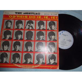 Lp Beatles, Os Reis Do Iê Iê Iê, 1974 - Em Estoque