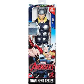 Boneco Thor Vingadores Titan Hero C0758 Hasbro Original
