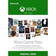 Xbox Game Pass 3 Meses Código Digital Brasil