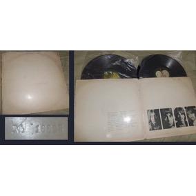 Lp Álbum Branco, Beatles, Numerado 18825, Nacional 1969