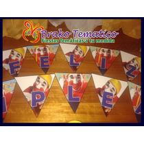 Souvenirs - Banderín Feliz Cumpleaños - Piñon Fijo - Y Más