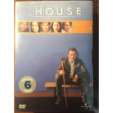 Dvd Dr. House Temporada 1 / House M. D. Season 1