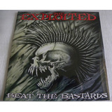 The Exploited Beat The Bastards 2 Lp Selado Made In Germany