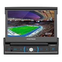 Auto Radio Positron Sp6720 Retratil Tv Digital Touch Screen