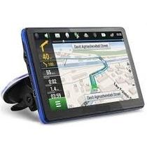 Gps 7 Pulgadas + Tv Digital Mapas - Garantía - Bluetooth