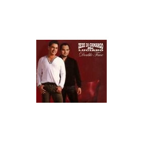 Cd Zezé Di Camargo & Luciano - Double Face Vol 1 - 2010