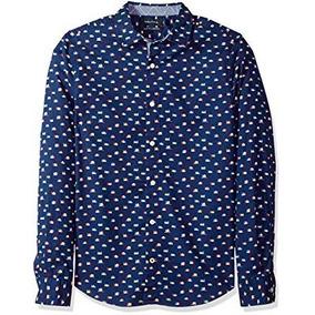 Camisa Nautica Caballero Nuevo Original Gde Envio Gratis