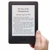 Leitor Kindle Wi-fi Com 4gb, Tela 6 (produto De Vitrine)