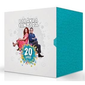 Coleçao Palavra Cantada 20 Anos - Box Com 12 Cd´s