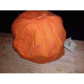 Gorra Abercrombie & Fitch Naranja