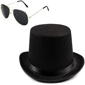Sombrero Y Gafas Para Disfraz - Ropa y Accesorios en Mercado Libre ... 8dc467d7707