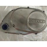 Tapa Pulida Derecha De Motor Para Moto Ax100 Suzuki