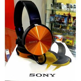 Audifonos Sony Xb450 Alambricos Somos Tienda Fisica