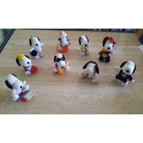 Snoopy Coleccion Competa !!oficios/profesiones $1200