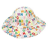 Two Lumps Of Sugar Alphabet Girl Hat