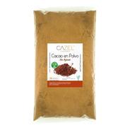 Cacao En Polvo 1 Kg Sin Azúcar Oaxaca