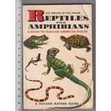 Reptiles Y Anfibios, En Ingles,