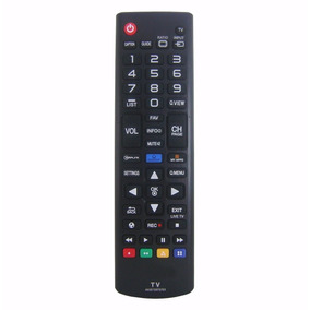 Controle Remoto Tv Lg Led Lcd Smart Akb73975701 Akb75055701