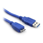 Cable Micro Usb 3.0 1,5 M  Disco Externo Wd Passport Ditron