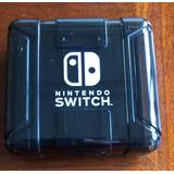 Case Deluxe Para 24 Juegos De Nintendo Switch