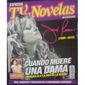Revista Tv Y Novelas, Jenni Rivera Muere Una Dama En Español