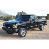 Manual De Taller Jeep Comanche Cherokee 1984-1996
