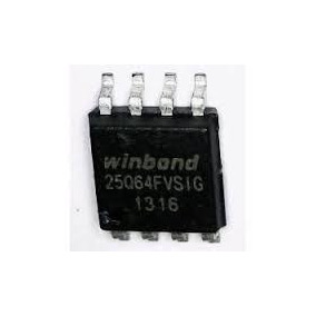 Philips 32pfl3008d 32pfl3018d Memoria Flash 25q64 Grabada