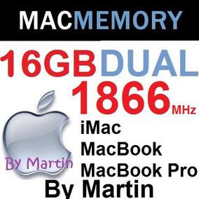 16gb 2x8gb Sodimm Corsair 1866/1867 Apple Imac Macbook Mac