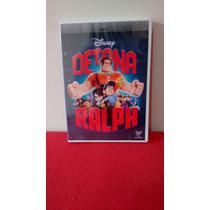 Detona Ralph - Walt Disney - Dvd Original Novo E Lacrado