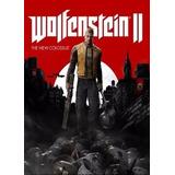 Wolfenstein 2 The New Colossus Pc Digital Steam Español