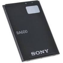 Bateria Sony Xperia U St25 Xperia P Lt22 Ba600 1290mah