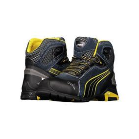 Calzado Zapato Bota Industrial Seguridad Trabajo Puma 234