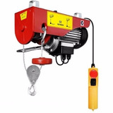 Tecle Elevador Eléctrico 400kg/800lbs 110v