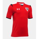 Camisa Treino São Paulo Infantil Under Armour 100% Original