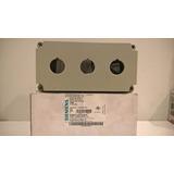 Caixa Botoeira 3 Pontos Siemens - 3sb6813-0aa10-0ba0