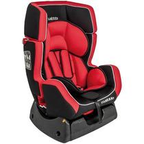 562 - Cadeira Auto Cosmos Lenox Kiddo Preto E Vermelho