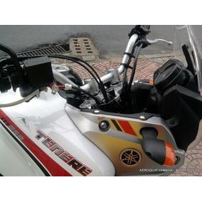 Par Aeroquip 1ª Linha Tenere 250 Freio Definitivo Para Moto!