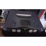 Nintendo 64 Con 2 Juegos Y Envio Gratis